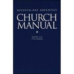 Sda church manual 2015.